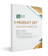 Tengye Light Luxury Product Set