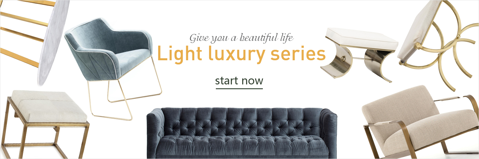 Light luxury series