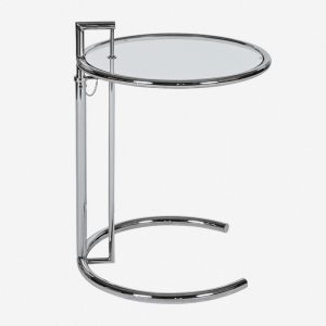 TENGYE furniture can adjust the height of modern Eileen. Grey tea table China factory wholesale