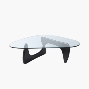 TENGYE Furniture Modern Tribeca Triangle Coffee Table China Factory