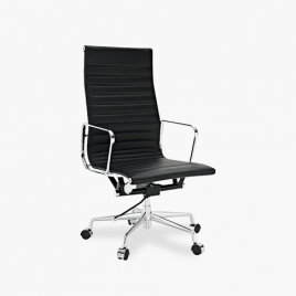 China TENGYE Furniture Eames High Back Office Chair Black China Factory Wholesale factory