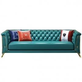 China Tengye light luxury fashion home personality sofa factory supply factory