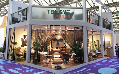How to look good in the Tengye (Shanghai Furniture Fair) that has to be broken?